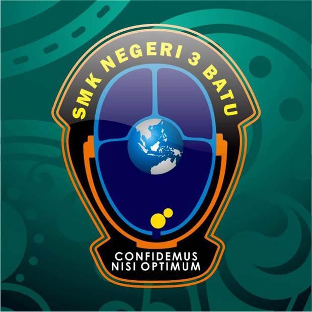 logo visi dan misi smk negeri 3 kota batu