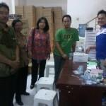Kunjungan ke Industri Perakitan Tablet di Surabaya tanggal 3 September 2013