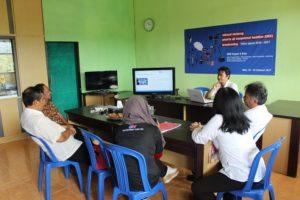 Diskusi antara ATV dengan SMK Negeri 3 Batu