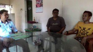 Kunjungan ke Dhoho TV Kediri 20170315