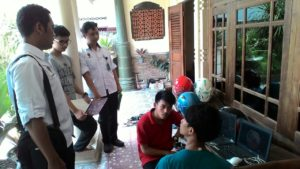 Monitoring ke Dody Animation Kediri 20170315