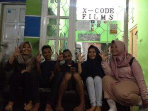 Monitoring X-Code Film Yogyakarta 20170311